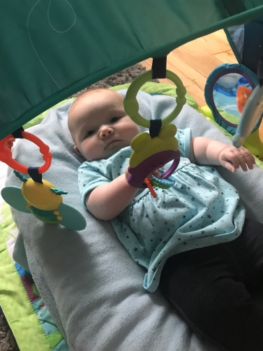 Three Month Old Baby Milestones