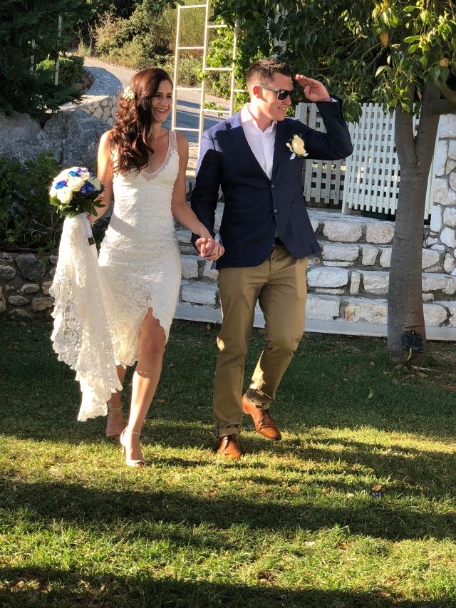 Wedding in Lourdas Kefalonia